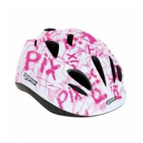 Шлем детский Pix Tempish, розовый, размер  S